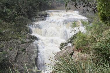 Scenic Agnes Falls