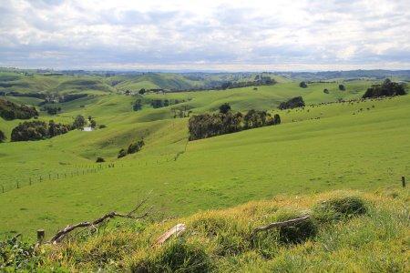 Beautiful South Gippsland hills