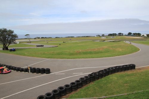 Go Kart track at Phillip Island Circuit