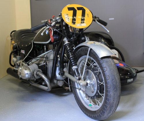 Motorcycle at History of Motorsport