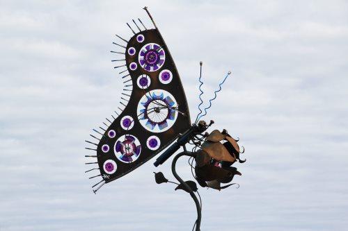 Sculpture at Scenic Estate, Phillip Island