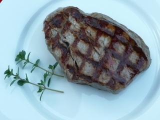 My steak!