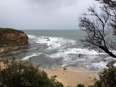 Coast near Cape Paterson
