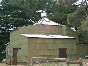 Old chicory kiln, Phillip Island