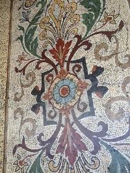 The Block mosaic