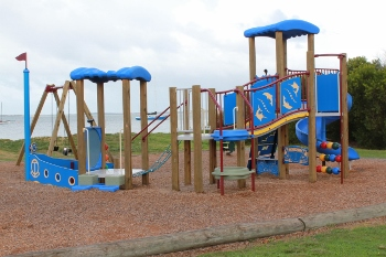 Children's playground, Phillip Island