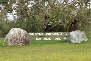 Gateway to Wilsons Promontory