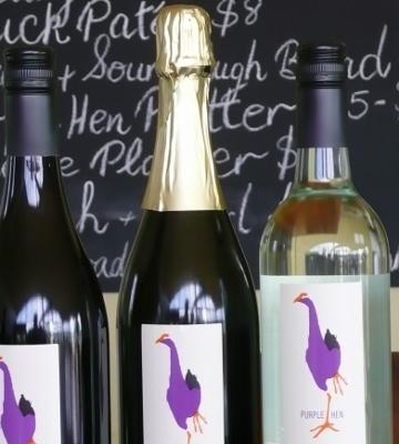 Purple Hen wines