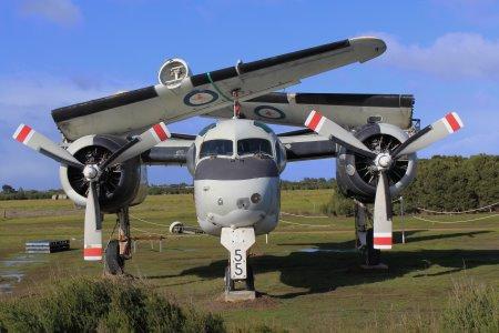 Grumman Tracker at National Vietnam Veterans Museum, Phillip Island