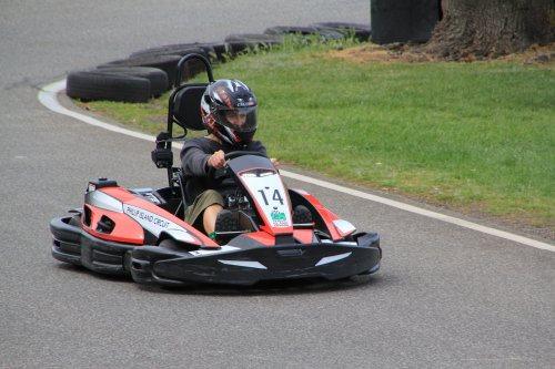 Go karting at Phillip Island Circuit