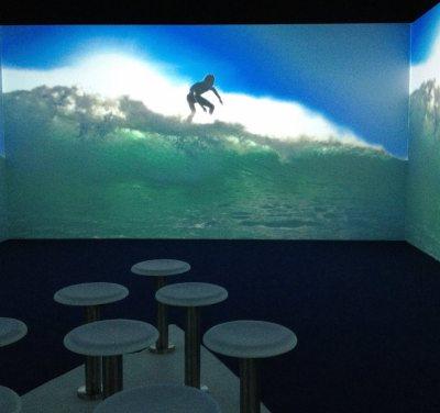 Waves 360 Cinema