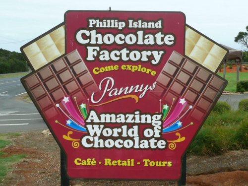 Panny's Phillip Island Chocolate Factory