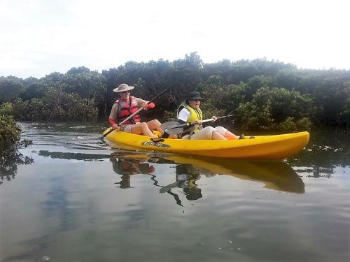 Kayaking the Rhyll Inlet with Outthere Outdoor Activities, Phillip Island