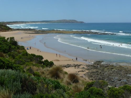 Surf Beach, Phillip Island