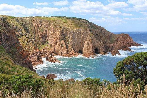 Stunning Cape Woolamai scenery