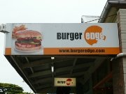 The Burger Edge Cafe